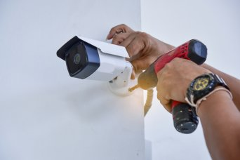 "<span style=""font-weight: bold;"">Security Cameras Installation</span>"